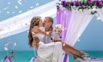 Свадьба в Доминиканской Республике, Кап Кана {Ангелика и Сергей}