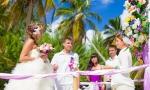 Свадьба в Доминикане, Кап Кана. {Яна и Сергей}