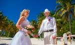 Свадьба в Доминикане, Кап Кана. {Артём и Инна}