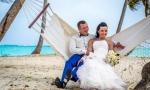 Свадьба в Доминикане. Кап Кана. {Елена и Александр}