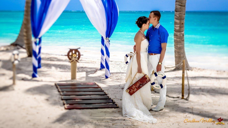 Стили свадеб на море