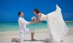 Свадьба в Доминикане, Кап Кана. {Эля и Стас}