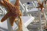 Свадьба на пляже в Доминикане, украшения