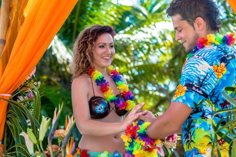 свадьба в гавайском стиле фото очередной раз отказались