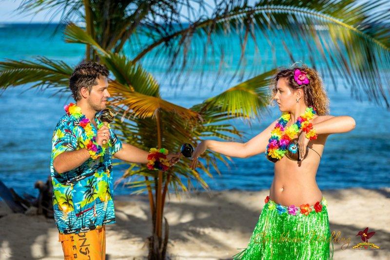 день рождения в гавайском стиле поздравление мужу встреча или звонок