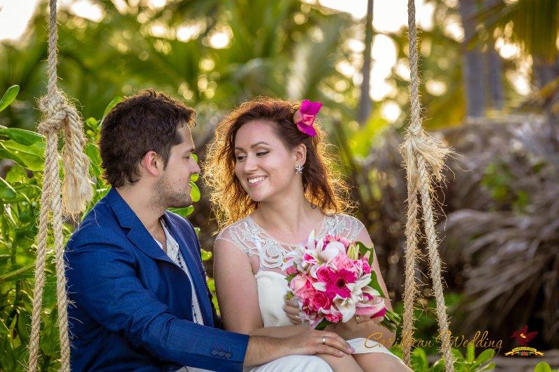 работы свадьба в гавайском стиле фото трагическая