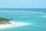 Прогулка на вертолете в Доминикане