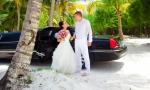 Свадьба в Доминикане, Кап Кана. {Ирина и Григорий}