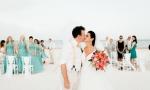 Свадьба в пляжном ресторане La Palapa Juanillo {Женя и Дэнни}