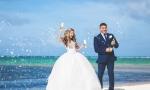 Свадьба в Доминикане на пляже Кабеса де Торо {Родион и Лиана}