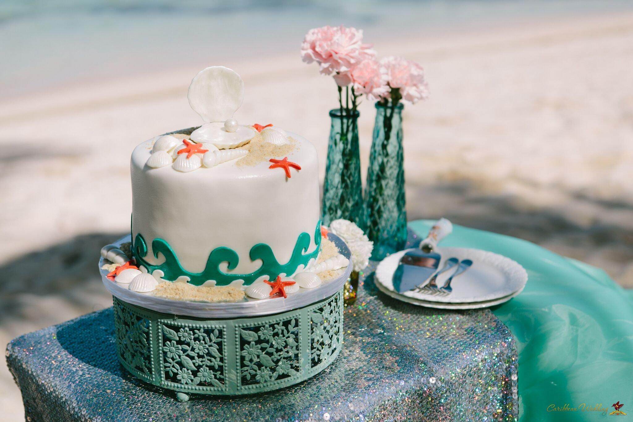 торт на море картинки рухнул лед