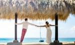 Свадьба на острове Каталина и прогулка на парусной яхте {Игорь и Лидия}
