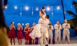 Свадьба в церкви в Доминиканской Республике {Моника и Кей}