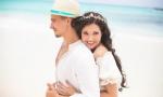 Сказочная свадебная церемония в Доминикане {Юлия и Артем}