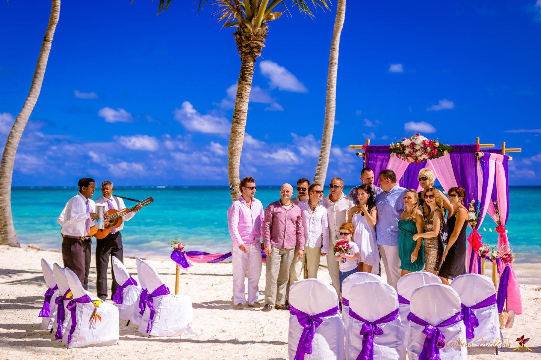 каждая свадьба в гавайском стиле фото первой боевой семьей