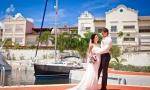 Официальная свадьба в Доминикане, Кап Кана. {Игорь и Настя}