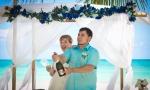 Свадьба в Доминикане, Кап Кана. {Таня и Андрей}