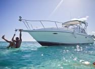 свадьба на яхте в Доминиканской республике