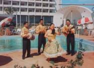 Музыкальное сопровождение свадебной церемонии в Доминиканской Республике
