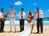 Живая музыка на вашей свадьбе
