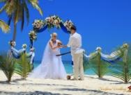 Тоня и Дима — отчёт свадьбы в Кап Кане