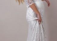 Свадебная мода для беременной невесты