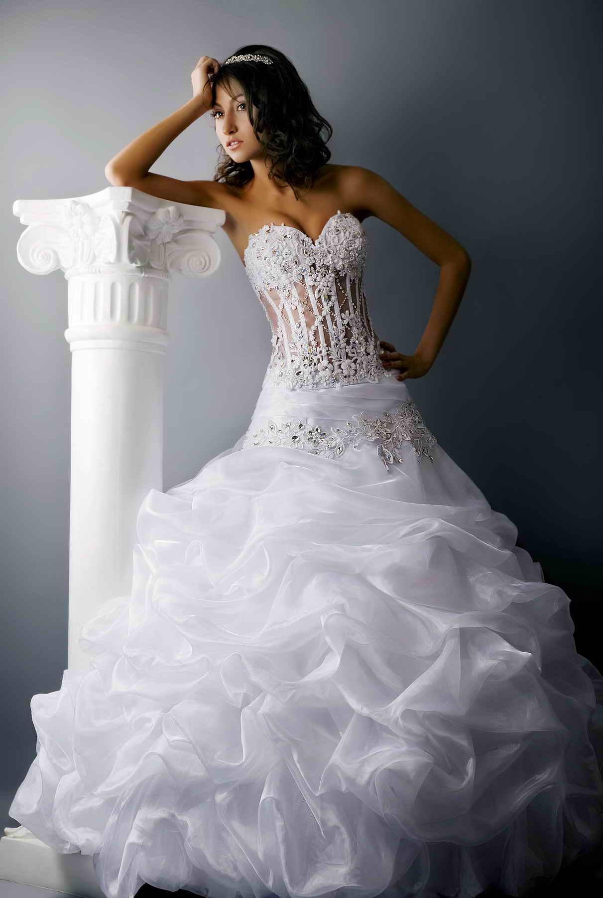 Свадебное платье напрокат свадьба в