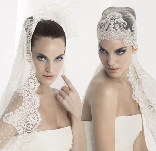 Фата для невесты - Caribbean Wedding