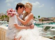 Наташа и Дима — отчёт свадьбы в Кап Кане