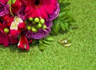 Букет невесты в Доминикане