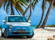 Аренда свадебного автомобиля Fiat 500