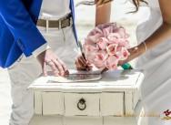 Первая годовщина свадьбы: как отметить?