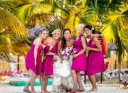 Как должна выглядеть свидетельница на свадьбе?