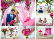 +Pink Wedding 3