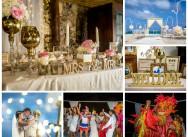 Настоящая карибская свадьба Али и Жени!
