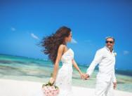 Свадьба на пляже Кариббеан