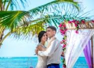 Свадьба в Доминиканской Республике {Игорь и Эльвира}