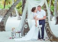 Свадьба в Доминикане на острове Саона {Сергей и Анастасия}