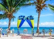 Кирилл и Екатерина — отчёт официальной свадьбы в Доминикане