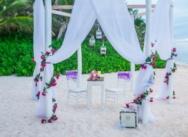 Символическая свадебная церемония в Доминикане {Дмитрий и Марина}