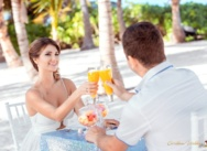 Сергей и Мария — отчёт свадьбы в Пунта Кане