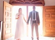 Свадьба в церкви, Доминикана {Исаак и Дженнифер}