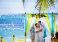 Официальная свадьба на острове Саона {Мария и Алексей}