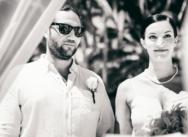 Дэвид & София — отчёт американской свадьбы в Доминикане