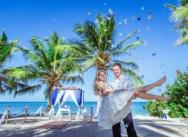 Cвадебная церемония на пляже Кариббеан {Александр и Ирина}