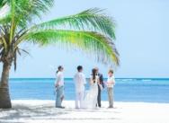 Официальная роспись на пляже в Доминикане {Олег и Лолита}