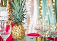 Тропическая свадьба в Доминикане в пляжном ресторане, 60 гостей. {Катерин и Эндрю}
