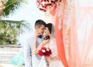 ВИП церемония на пляже Колибри. Свадьба в Доминикане {Станислав и Елена}