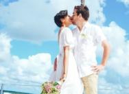 Свадьба на острове Саона {Наташа и Густаво}