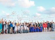 Свадьба на пляже Juanillo Beach в Кап Кане {Брианна и Мэйсон}